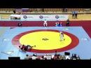 World Youth Junior Sambo Championships 2017. Day 2. Preliminaries Mat 3