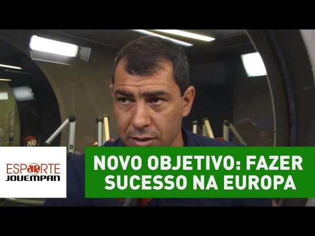Carille ouve amigo e revela nova meta: fazer sucesso na Europa