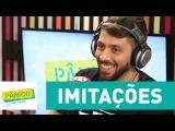 Benja, Paulo Ricardo, Juninho Pernambucano, Tite veja imita
