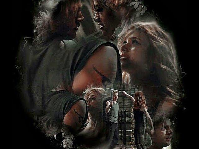 ● Clary Jace | Клэри и Джейс | Любовь никогда не умрет ● [2x19]