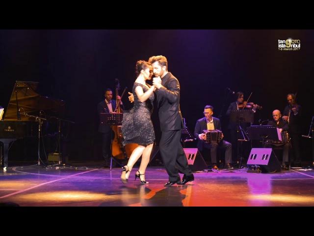 Eşref Tekinalp Vanessa Gauch Solo Tango | Buscandote | 9th tanGOTOistanbul | TIM Show Center