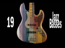 19 Japanese Jazz Basses test and comparison
