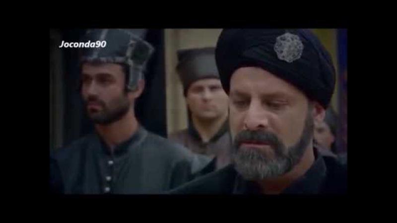 Рустем паша паникует в корпусе янычар