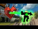 Robocraft - 10 minutes of hardcore healing