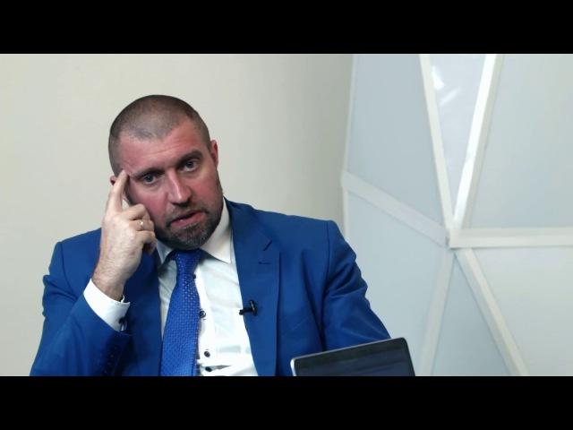 Дмитрий ПОТАПЕНКО Бизнес-тренинги - это костыли, которые ты сам себе ставишь