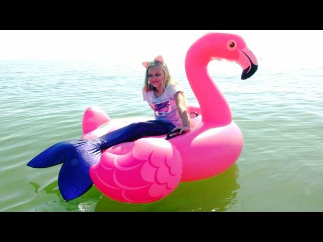 ПРЕВРАЩЕНИЕ В РУСАЛКУ 💗 ХВОСТ РУСАЛКИ 💗 MERMAIDS Transformation игрушки Видео для детей