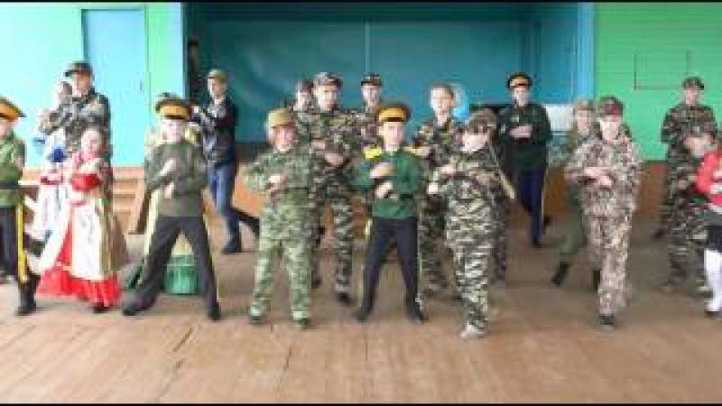 День России по-казачьи - Флешмоб Пока мы молоды