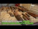Целый арсенал оружия времен ВОВ нашли в гараже инвалида-колясочника
