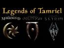 The Elder Scrolls 'Legends of Tamriel' Music Compilation Morrowind Oblivion Skyrim