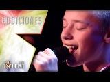 Ryan consigue ponerle la piel de gallina a Edurne Audiciones 6 Got Talent Espa