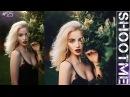 Ретушь женского портрета в Photoshop Секреты моей обработки