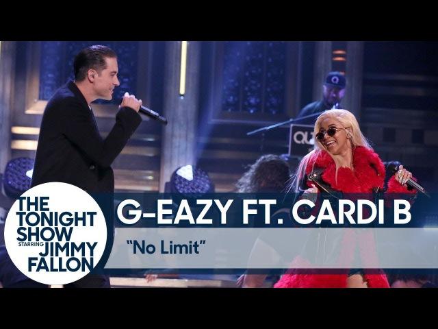 G Eazy ft Cardi B No Limit