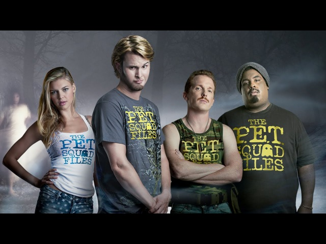 The P.E.T. Squad Files Trailer - CW Seed - Ghost Hunters Try To Get Famous on Reality TV