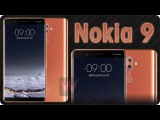 Nokia 9 Renders Leaked with 3D Glass &amp Rear-Facing Fingerprint scanner!