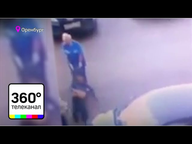 Скандал в Оренбурге: врач неотложки тащил пациента по асфальту