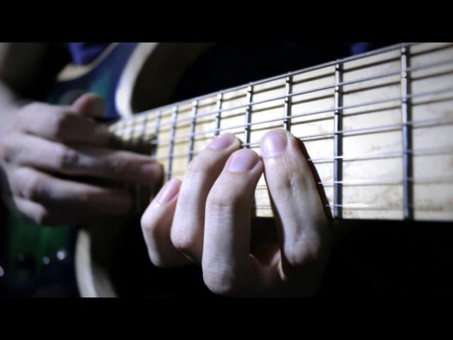 Oceans Ate Alaska - Entity (Guitar Cover) - HD