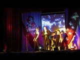Александр Селиванов и танцевальная группа Аквамарин -