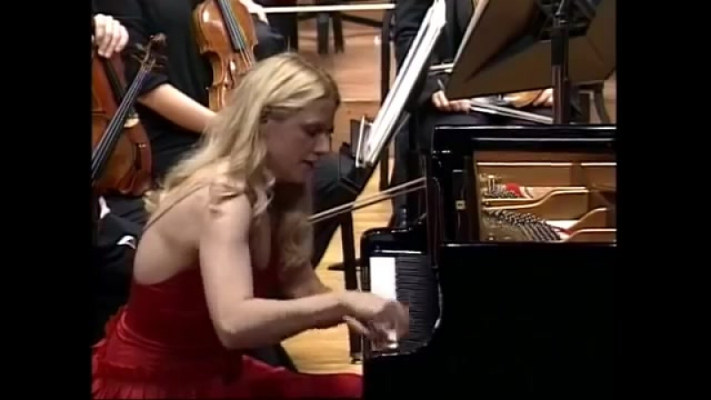 Franz Liszt (Valentina Lisitsa) – Etude No.3, La Campanella