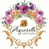 """""""Aquarelle"""" nail shop"""