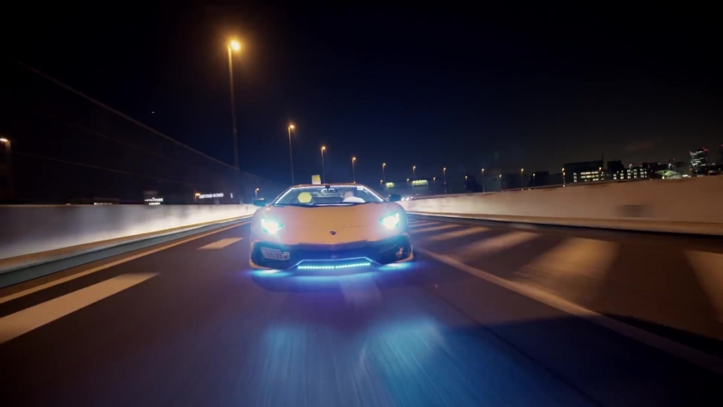 Nihon Nights Discover Japans custom supercar culture w⁄ Mad Mike.