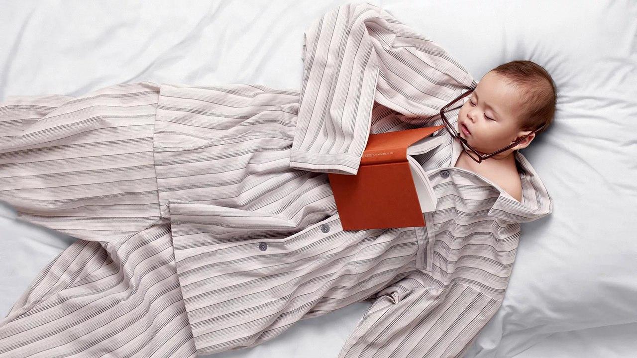 Как выбрать лучшую пижаму для младенцев?