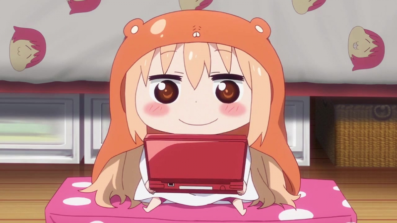 Himouto! Umaru-chan R 3 серия (русская озвучка Teo Dary) Двуличная Умару! 2 [AniRise]