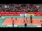 Волейбол. Чемпионат Европы 2017. Россия - Германия. ФИНАЛ (Часть 2)