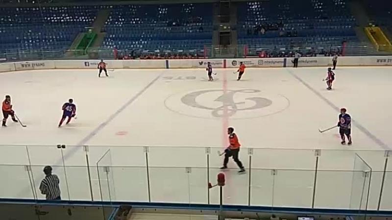 Балашихинская Хоккейная Лига Инженерный Институт VS ХК Сварог