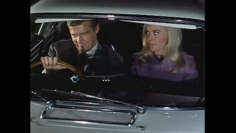 29. Invitation to Danger (1968) Roger Moore, Shirley Eaton, Robert Hutton