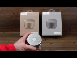 Обзор на фирменную портативная bluetooth колонку с Микрофоном BS5 Metal от Hoco