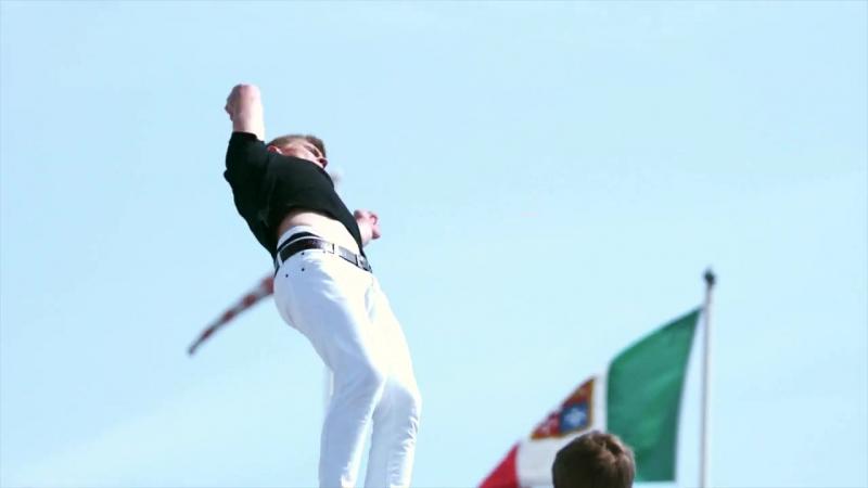 Worlds Craziest Teeterboard Flips Streaks Show