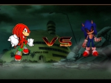 knuckles vs sonic.exe