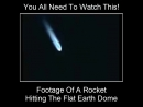 A must watch! Rocket Hitting the dome at 320 (- 0020)