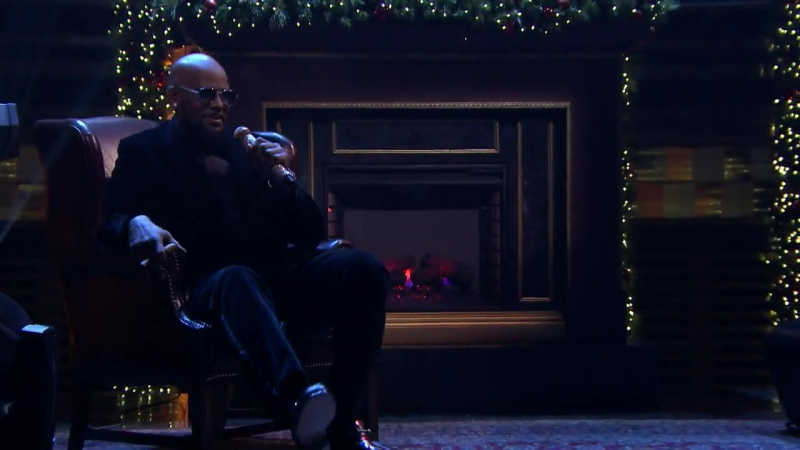 R.Kelly - Step In The Name Of Love Home For Christmas (Live @ The Tonight ShowStarring Jimmy Fallon)