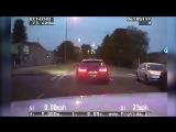 Погоня. Audi RS6  против Opel Insignia
