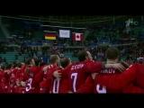Фэйсбук и ютуб начал блокировать видео, где наша сборная по хоккею после победы поёт гимн России. Уроды !