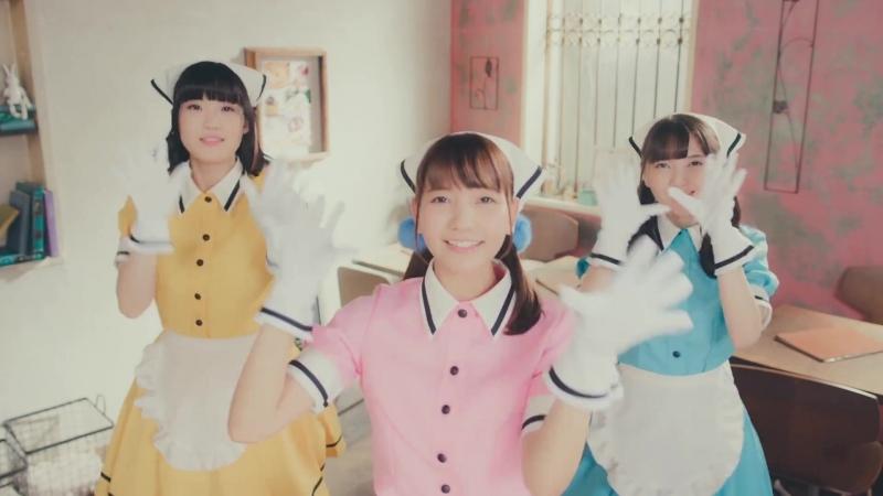 Blend A Azumi Waki Akari Kito Anzu Haruno 「Bon Appétit♡S」Full MV Blend S OP