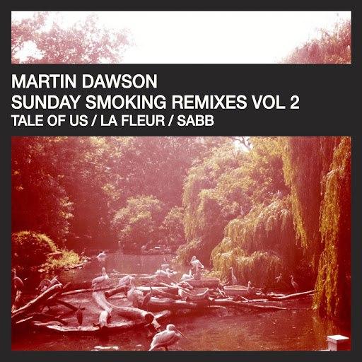 Martin Dawson альбом Sunday Smoking Remixes Vol 2