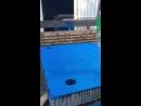 УНИКАЛЬНАЯ ТЕХНОЛОГИЯ газопламенная порошковая покраска бетонной плиты