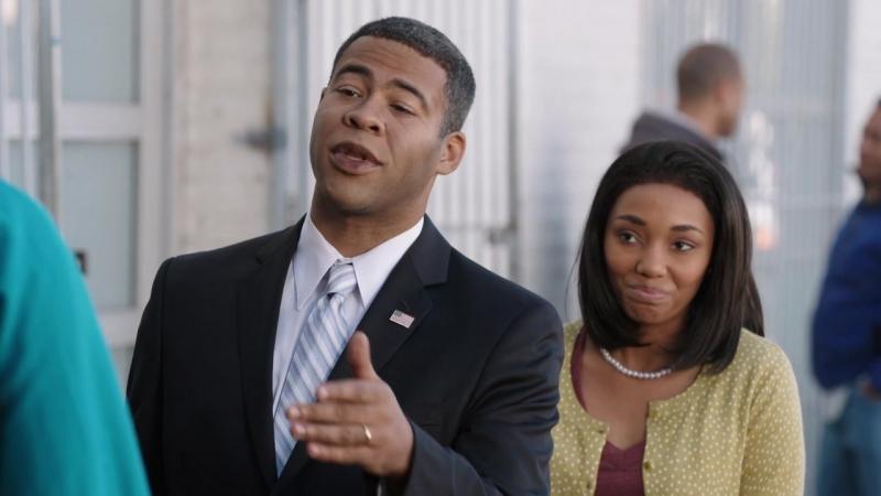 Key Peele (Ки и Пил) Кей и Пил - Обама и дочка 2
