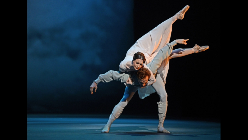 Балет Зимняя сказка по Шекспиру