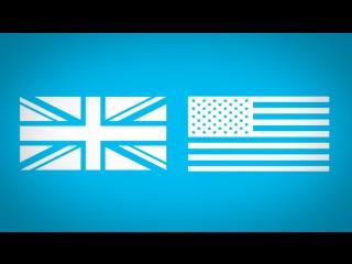 Британский и американский английский: различия в написании слов