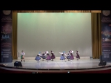 Хореографический ансамбль танца  В стиле детства, г.Владивосток Шуточный танец Сорванные посиделки