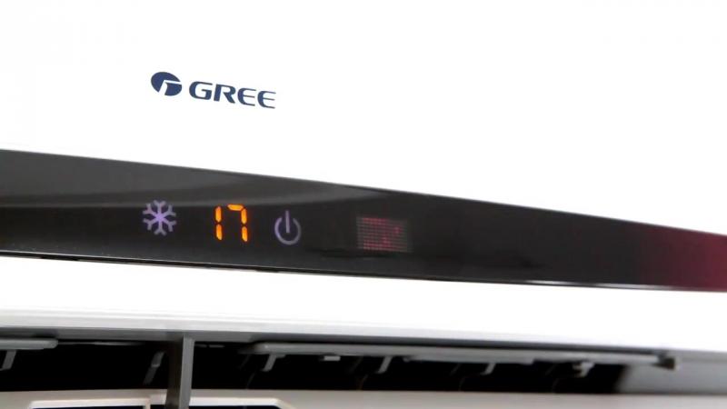 Обзор кондиционеров Gree Eco