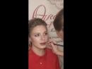 Видео по созданию макияжа для прекрасной Веры !