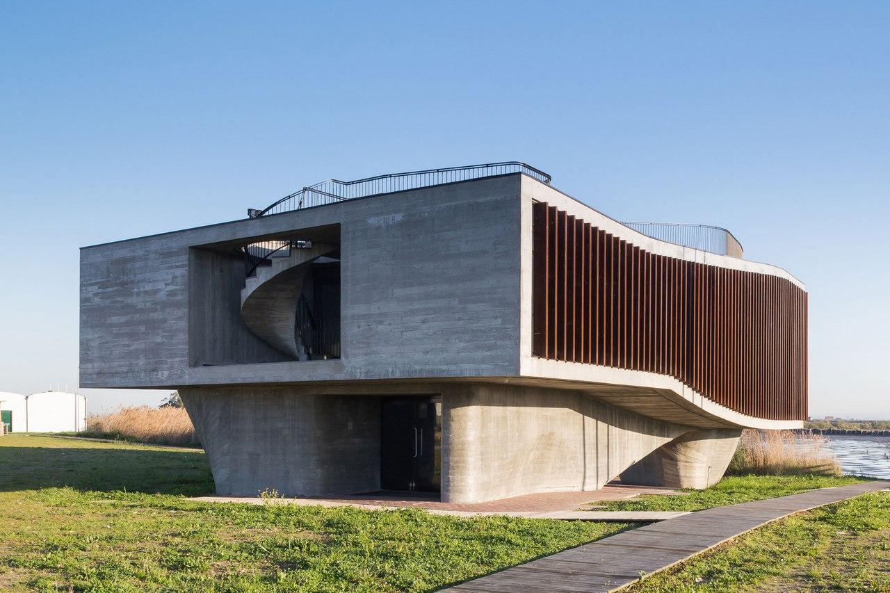 Observatory / Machado Costa