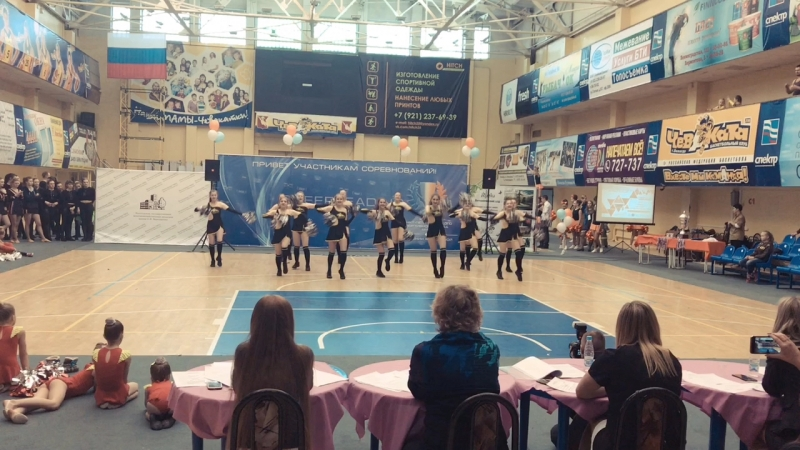 Marhinos junior кубок мчс 2018