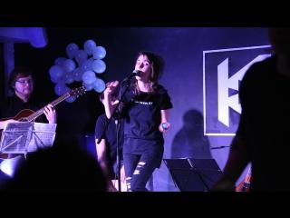 CARDIO cover Б.Г. - .Немое кино (Birthday Party Ольги Буториной 03.02.2018)