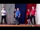 Коллектив Дебют с танцем Нано-техно