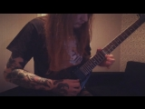 Metallica - the four horsemen solo (pt 1)